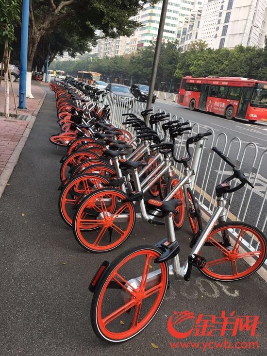10万共享单车进入广州城 摩拜城市之旅路在何方