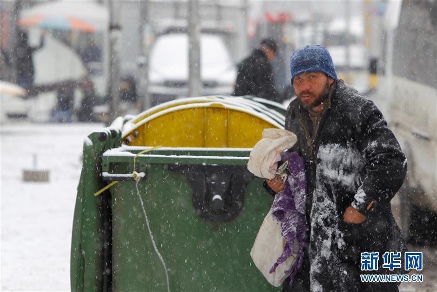 冷冷冷!欧洲寒流肆虐 至少30人死亡