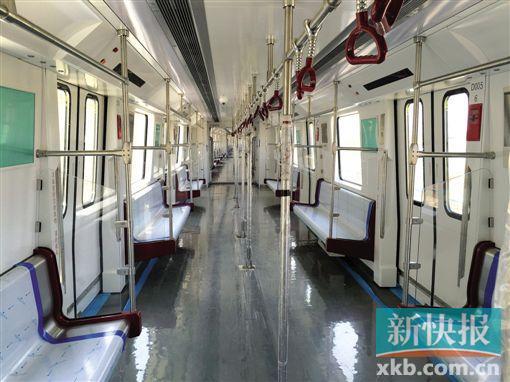 """""""巨无霸""""广州地铁13号线一期有望今年底开通"""