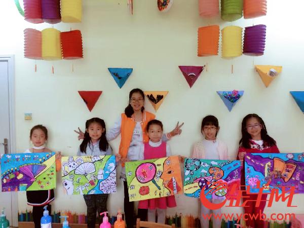 """广州华润万家第二届儿童才艺大赛 快乐六一""""润想""""环保绘画比赛"""