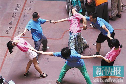 共生舞,在给残障人士打开世界另一扇门
