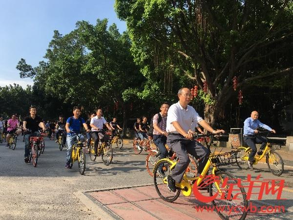 共享单车企业谈叫停新车投放: 不是矛盾而是成果