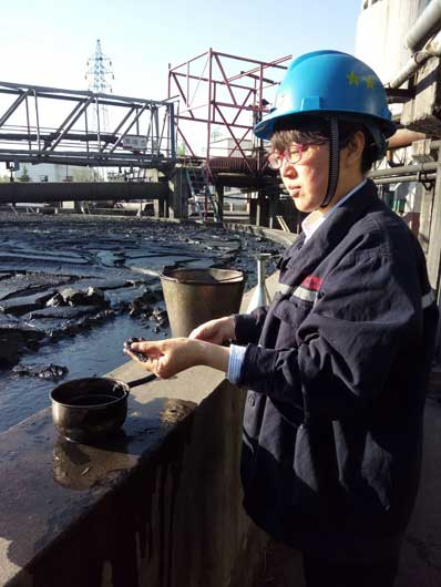 【中国梦 大国工匠】一名洗煤女工家中的小板凳