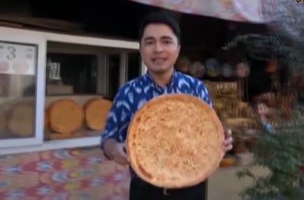 新疆传统美食——馕
