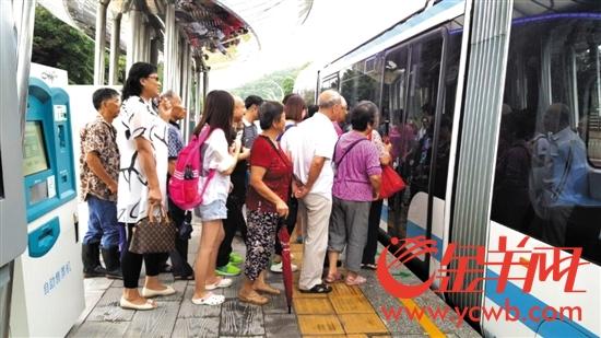 珠海有轨电车即将开行
