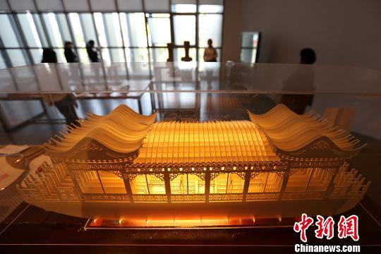 传统手工艺创新设计展亮相南京传承千年工艺与匠人精神