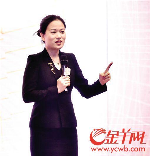 近日,十九大代表张丹凤在华南师范大学进行宣讲。