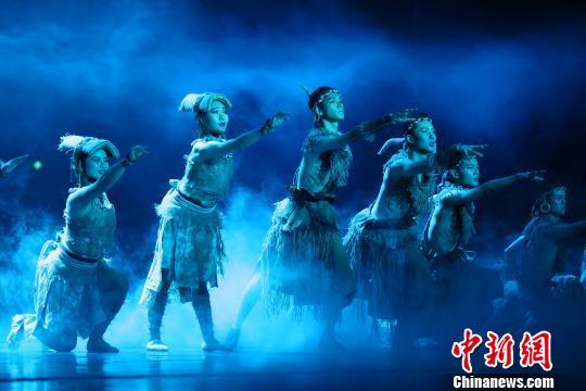 大型彝族史诗舞剧《支嘎阿鲁》贵阳上演