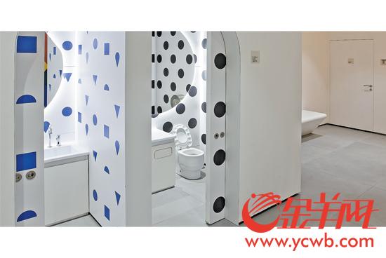 天河'厕所革命'玩高科技 环保五星厕所一年节水1080吨