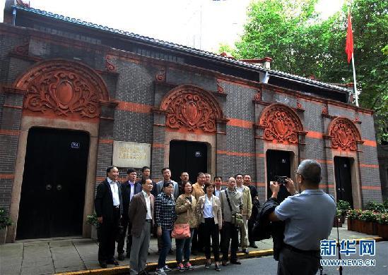 (新时代新气象新作为·图文互动)(1)争当新时代排头兵先行者 上海新起点上再出发