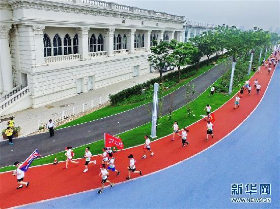 (新时代新气象新作为·图文互动)(4)争当新时代排头兵先行者 上海新起点上再出发