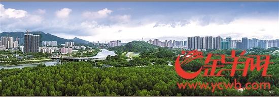 惠州生态环境优质