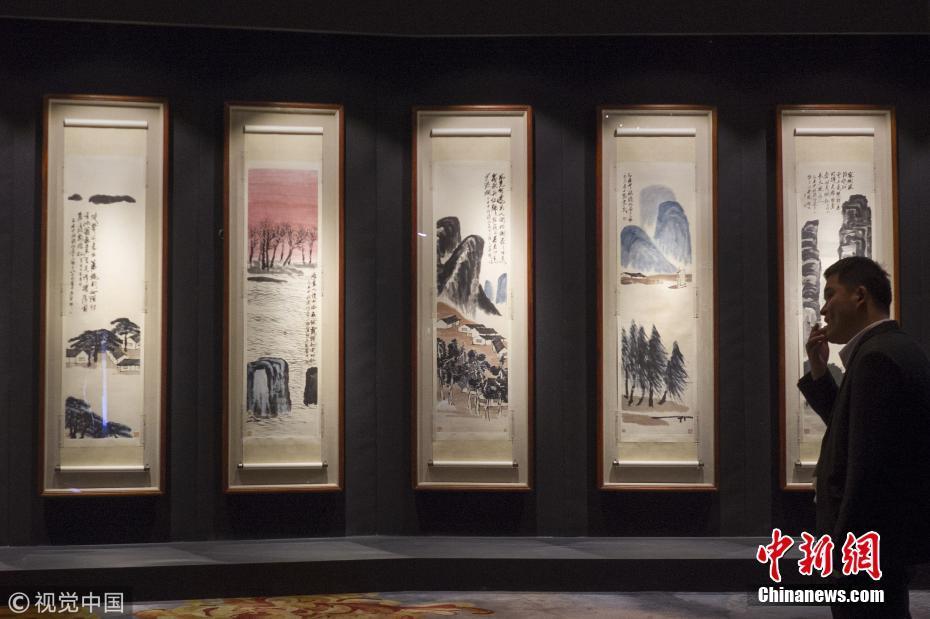中国最贵艺术品诞生 齐白石作品拍出9.3亿元天价