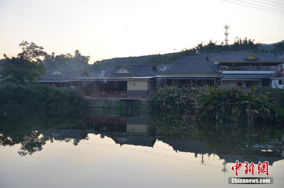 景谷6.6级地震受灾傣族村寨恢复重建