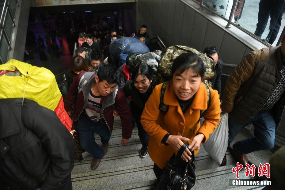 2018年中国春运落幕