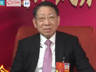 全国人大代表、佛山总商会副会长吴列进:建议设立国家融资担保基金