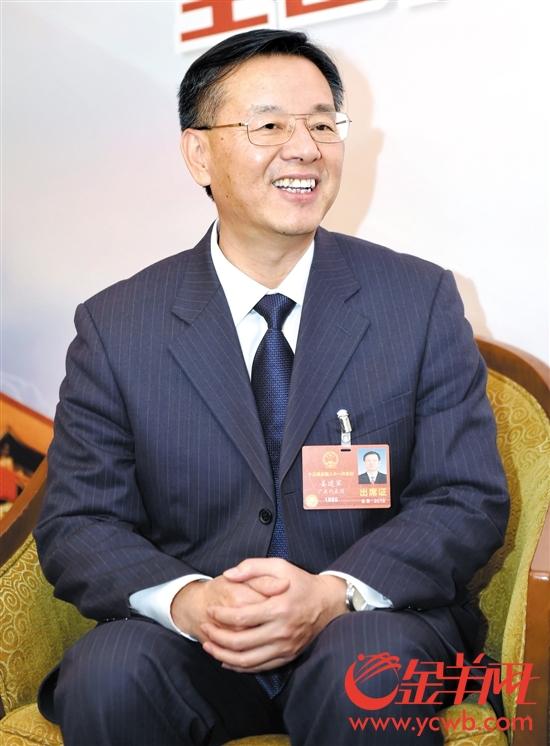 湛江市市长姜建军:湛江国际机场
