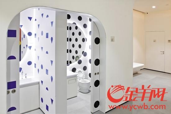 广州太古汇的环保厕所和母婴厕所