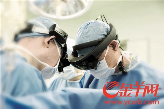 AR技术和3D打印为进行心脏手术的医生提供了高科技的辅助