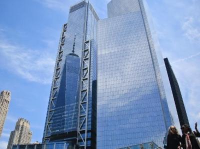 纽约世贸中心3号楼开门 造价高达27亿美元