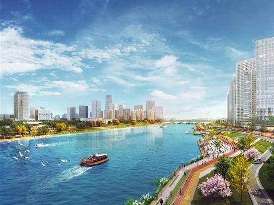 《北京城市副中心控制性詳細規劃(街區層面)》草案公佈