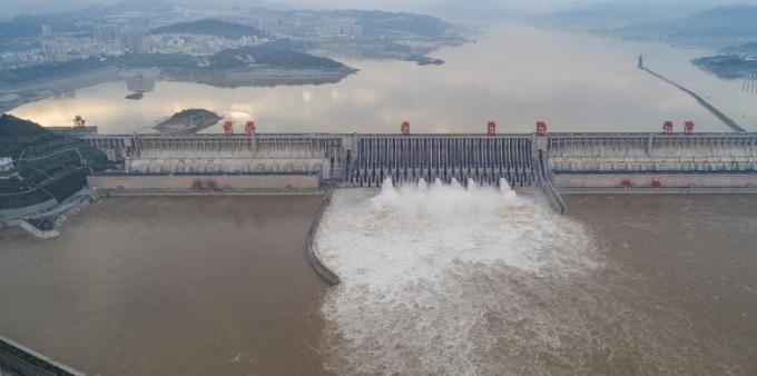 三峡水库将迎今年以来最大洪峰