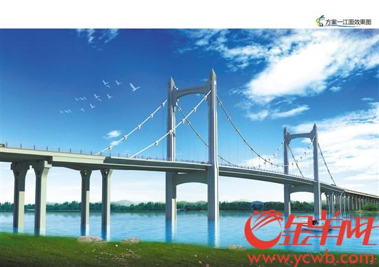 5分钟过江 港湾大桥年内开建