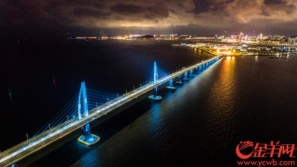 《我与港珠澳大桥》系列三:伶仃洋上巨龙跃,三地从此无西东
