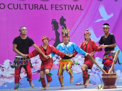 台湾歌舞亮相2018·广州乞巧文化节舞台
