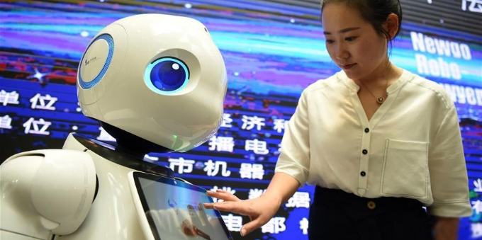 """重庆:法律服务领域""""人机大赛""""机器人""""完胜"""""""