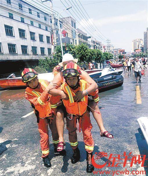 《澳洲快三开户》_【暖新闻】汕头村民微博紧急求助 广州消防破门