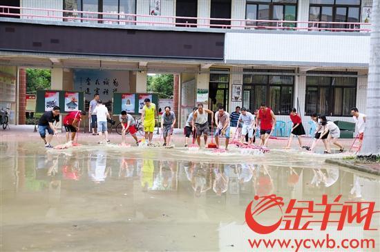 汕头潮南298所中小学已全部开学小学高林湖里区图片