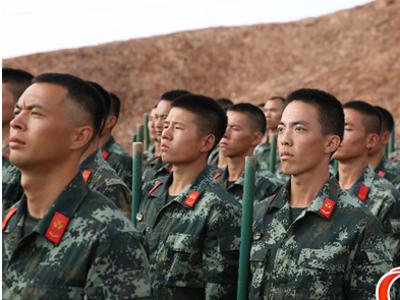 【网络媒体国防行】训练场就是战场!戍边武警实战演练展血性虎气