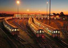 英国伦敦地铁皮卡迪利线罢工 数万人出行受影响
