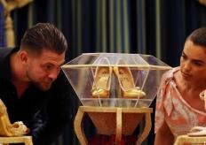 世界上最貴的鞋子亮相 鑲數鑽石價值1700萬美元