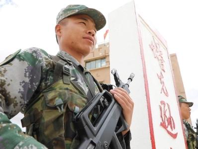【微视频】西藏军区塔克逊哨所:请祖国放心 海拔4900米有我
