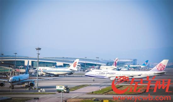 【壮阔东方潮 奋进新时代】白云机场:开放的大