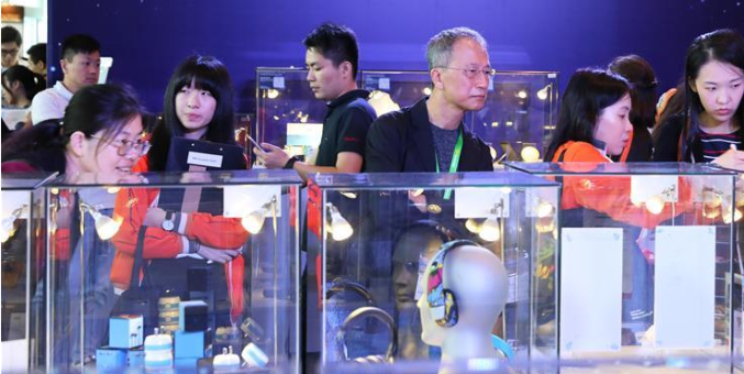 香港秋季电子产品展及相关展开幕