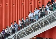 第124屆廣交會在琶洲展館舉行