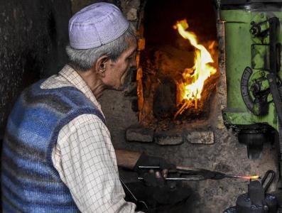 新疆喀什:老城時光