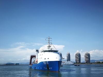 中科院万米深渊科考试验队返航 创多项国际国内首次