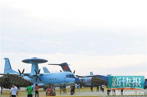 第十二届中国航展今天开幕 红鹰,歼-20,枭龙首日亮相