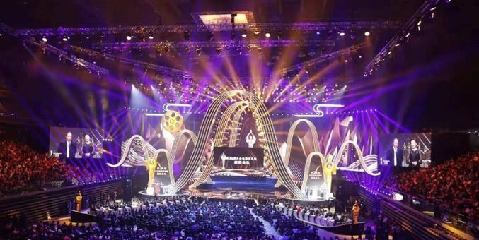 第27届中国金鸡百花电影节颁奖典礼在佛山举行
