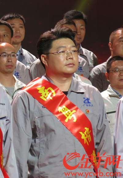 南粤楷模陈永青:超级工程的机械工程师