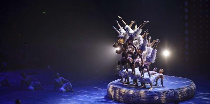 珠海化身欢乐海洋,中国国际马戏节大幕开启!