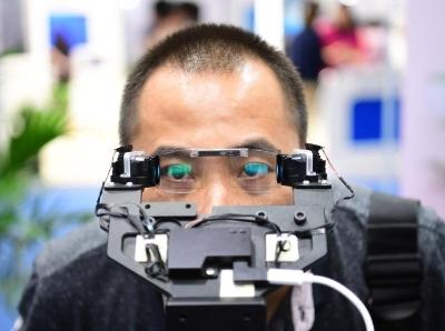 众多科技产品闪耀深圳高交会