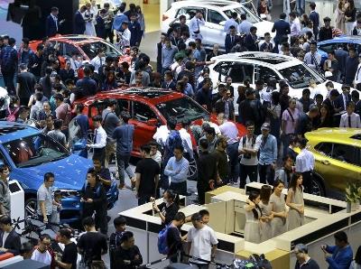 广州车展专业观众日