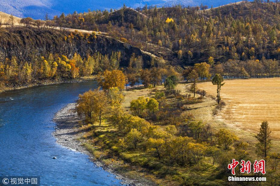 阿尔山自然风景.图片来源:视觉中国