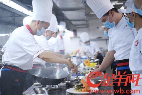 广东首家校企共建粤菜学院、粤菜研究院揭牌