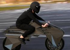 世界上第一台全3D列印摩托車誕生